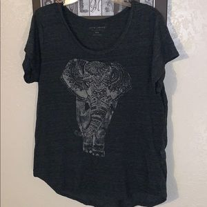 Women's Lucky Brand XXL Shirt